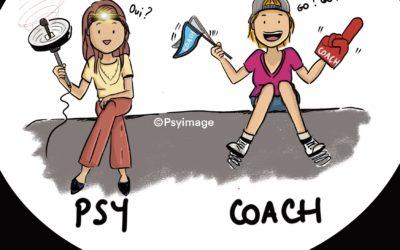 Quelles sont les différences entre un psy et un coach ?